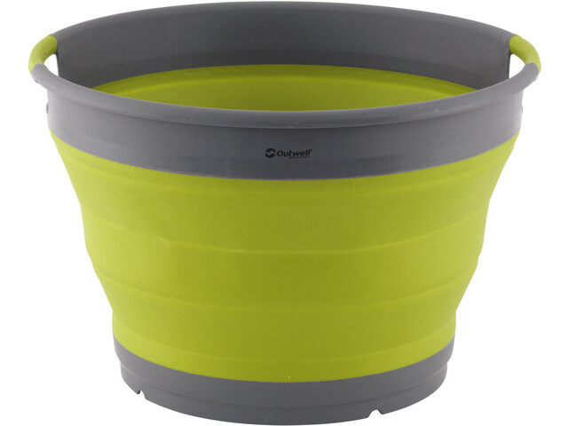 Outwell Collaps Pesukulho, lime green